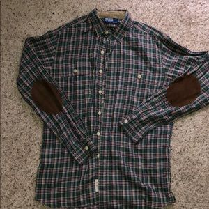 Polo Ralph Lauren plaid button up